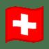 🇨🇭 flag: Switzerland Emoji on Google Platform