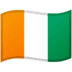 🇨🇮 flag: Côte d'Ivoire Emoji on Google Platform