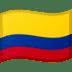 🇨🇴 Colombia Flag Emoji on Google Platform