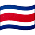 🇨🇷 flag: Costa Rica Emoji on Google Platform