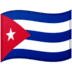 🇨🇺 flag: Cuba Emoji on Google Platform