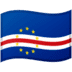 🇨🇻 flag: Cape Verde Emoji on Google Platform