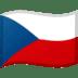 🇨🇿 flag: Czechia Emoji on Google Platform