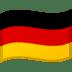 🇩🇪 flag: Germany Emoji on Google Platform