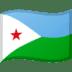 🇩🇯 flag: Djibouti Emoji on Google Platform
