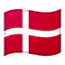 🇩🇰 flag: Denmark Emoji on Google Platform
