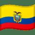 🇪🇨 flag: Ecuador Emoji on Google Platform