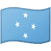 🇫🇲 flag: Micronesia Emoji on Google Platform