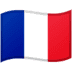 🇫🇷 flag: France Emoji on Google Platform