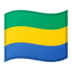 🇬🇦 flag: Gabon Emoji on Google Platform