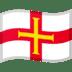 🇬🇬 flag: Guernsey Emoji on Google Platform