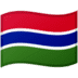 🇬🇲 flag: Gambia Emoji on Google Platform
