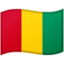 🇬🇳 flag: Guinea Emoji on Google Platform