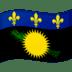 🇬🇵 flag: Guadeloupe Emoji on Google Platform