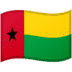 🇬🇼 flag: Guinea-Bissau Emoji on Google Platform