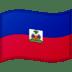 🇭🇹 flag: Haiti Emoji on Google Platform