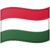 🇭🇺 Hungary Flag Emoji on Google Platform