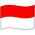 🇮🇩 Indonesia Flag Emoji on Google Platform