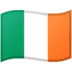 🇮🇪 flag: Ireland Emoji on Google Platform