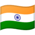 🇮🇳 flag: India Emoji on Google Platform
