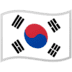 🇰🇷 flag: South Korea Emoji on Google Platform