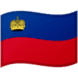 🇱🇮 flag: Liechtenstein Emoji on Google Platform
