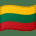 🇱🇹 flag: Lithuania Emoji on Google Platform