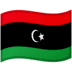 🇱🇾 flag: Libya Emoji on Google Platform