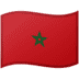 🇲🇦 flag: Morocco Emoji on Google Platform