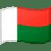 🇲🇬 flag: Madagascar Emoji on Google Platform