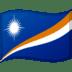 🇲🇭 flag: Marshall Islands Emoji on Google Platform