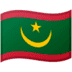 🇲🇷 flag: Mauritania Emoji on Google Platform