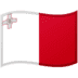 🇲🇹 flag: Malta Emoji on Google Platform