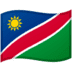 🇳🇦 flag: Namibia Emoji on Google Platform