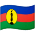 🇳🇨 flag: New Caledonia Emoji on Google Platform