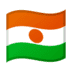 🇳🇪 flag: Niger Emoji on Google Platform
