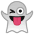👻 Ghost Emoji on Google Platform