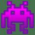 👾 alien monster Emoji on Google Platform