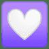 💟 Heart Decoration Emoji on Google Platform