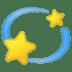 💫 dizzy Emoji on Google Platform