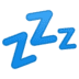 💤 ZZZ Emoji on Google Platform