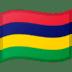 🇲🇺 Mauritius Flag Emoji on Google Platform