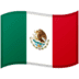 🇲🇽 flag: Mexico Emoji on Google Platform