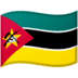 🇲🇿 flag: Mozambique Emoji on Google Platform
