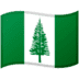 🇳🇫 flag: Norfolk Island Emoji on Google Platform