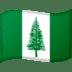 🇳🇫 flag: Norfolk Island Emoji on Google Platform