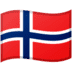🇳🇴 Norway Flag Emoji on Google Platform