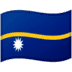 🇳🇷 flag: Nauru Emoji on Google Platform