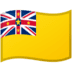 🇳🇺 flag: Niue Emoji on Google Platform