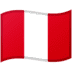 🇵🇪 flag: Peru Emoji on Google Platform